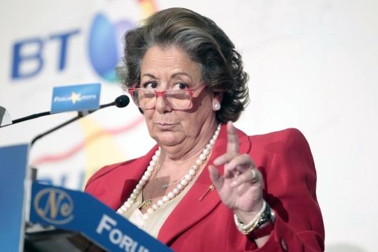 La Fiscalía investigará si hay delito en los gastos de Rita Barberá