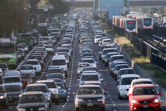 El ruido del tráfico engorda, según un estudio sueco