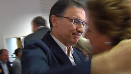 Moncloa anuncia el cese del delegado del Gobierno en Valencia tras su detención