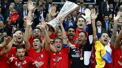 El Sevilla hace historia tras conseguir su cuarta Europa League