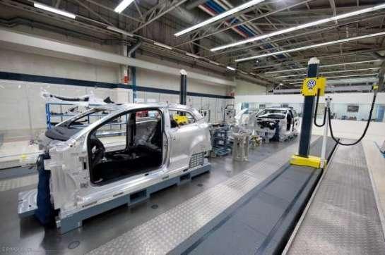 Navarra registra el mayor aumento de facturación industrial, un 11,3 %