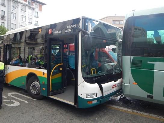 Modificación del trasporte urbano por la Media Maratón Ciudad de Pamplona