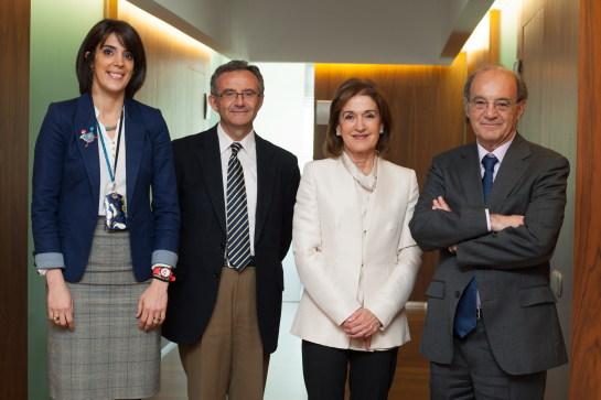 Expertos en enfermería, medicina y antropología participan en la V Lección de la Cátedra María Egea de la Universidad de Navarra