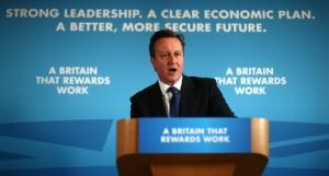 Cameron roza la mayoría absoluta