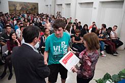 Navarra inicia un proyecto educativo para alumnos de ESO y su futuro laboral