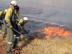 Activada la campaña de prevención y extinción de incendios de verano en Navarra