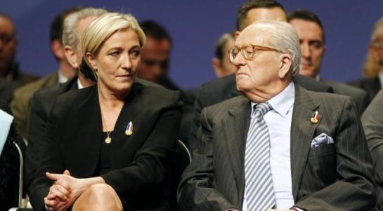 El Frente Nacional suspende de militancia a Jean-Marie Le Pen