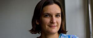 La economista francesa Esther Duflo, Princesa de Asturias de Ciencias Sociales 2015.