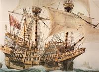 Descubren un navío español cargado de armas que desapareció en el S.XVII