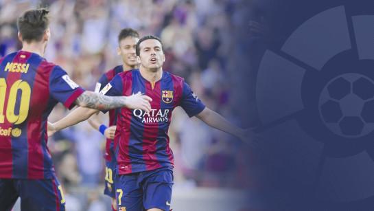 2-0. El Barcelona no falla ante la Real Sociedad