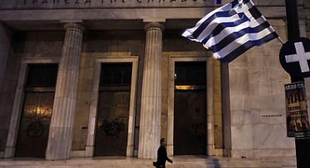 Piratas informáticos atacan servidores del Banco de Grecia y filtran datos