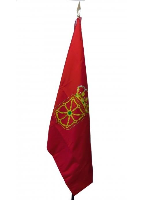 El Ayuntamiento de Basaburua deberá colocar la bandera de Navarra