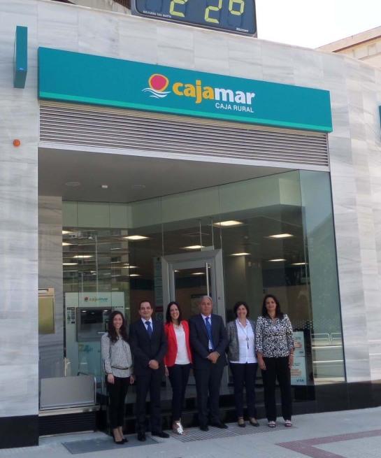 Cajamar abre nueva oficina en Pamplona