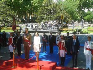 Felipe VI día Fuerzas Armadas