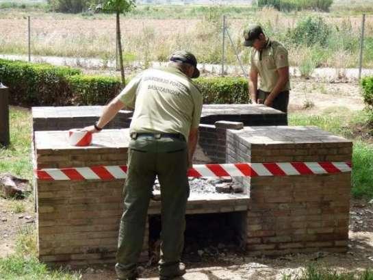 La Asociación Navarra de Guardas Forestales pide a la ciudadanía