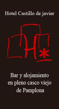 Lateral derecho Castillo de Javier