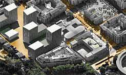 Aprobado definitivamente el Plan Especial de Salesianos para la parcela de la calle Aralar de Pamplona
