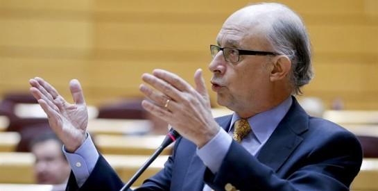 Hacienda prepara un memorándum con aportaciones de las CCAA a la financiación