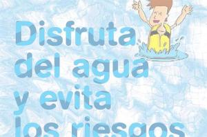 Camapña evitar ahogamientos Mº Sanidad