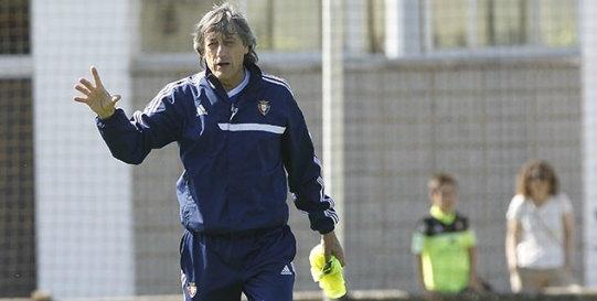 """Martín asegura que el equipo """"debe liberarse de la presión"""""""