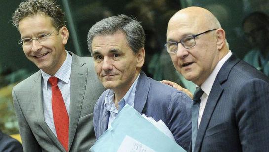 El presidente del Eurogrupo pide a Grecia mantener su compromiso con la eurozona
