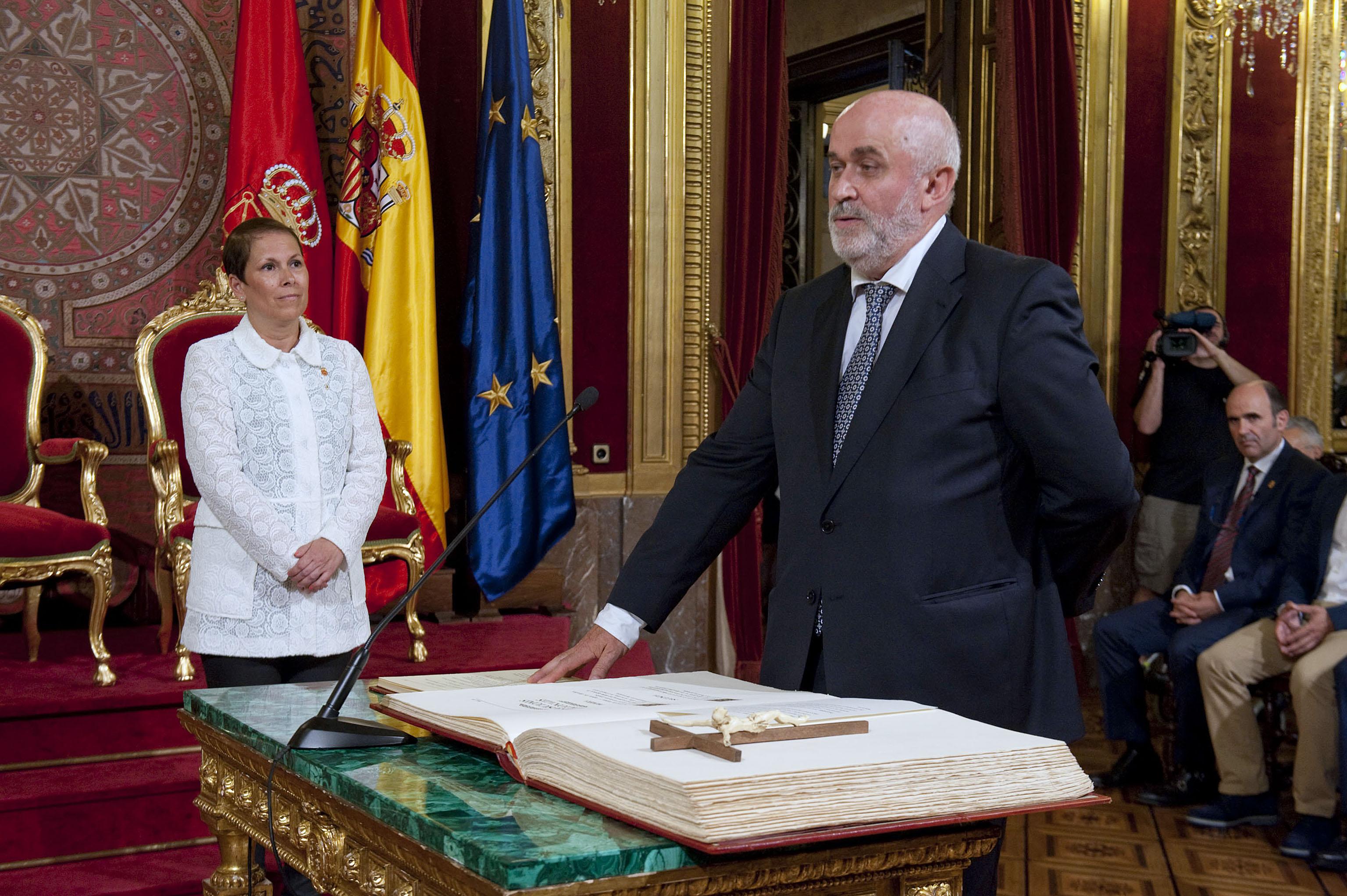 El consejero de Educación apuesta por la moratoria en la aplicación de la LOMCE en Navarra