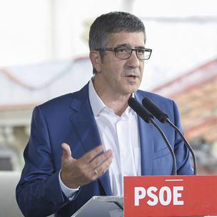 Acuerdo entre PSOE y Ciudadanos para que Patxi López sea presidente del Congreso