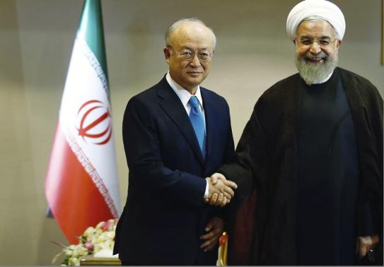 """Amano: """"Es un error creer que el problema de Irán está resuelto"""""""