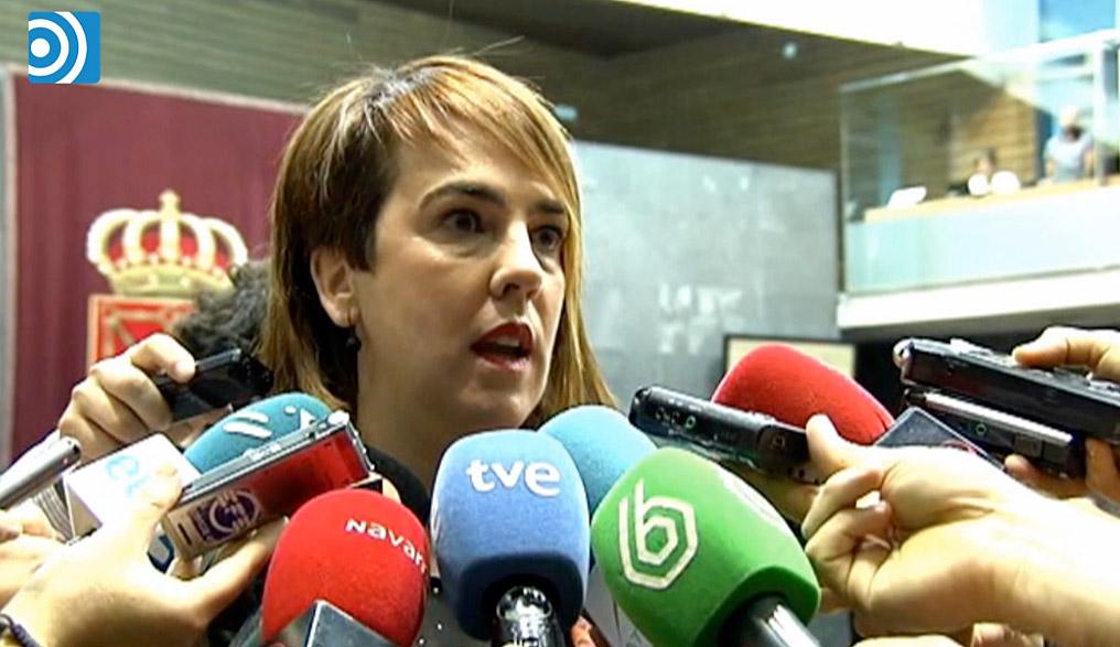 """Ainhoa Aznárez pone como meta de los nuevos cargos institucionales que """"la ciudadanía recupere la capacidad de decisión"""""""
