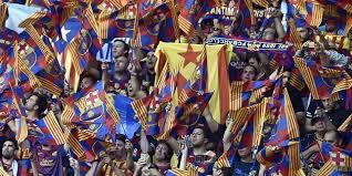 El Barcelona no recurrirá ante la UEFA la sanción por la exhibición de banderas independentistas