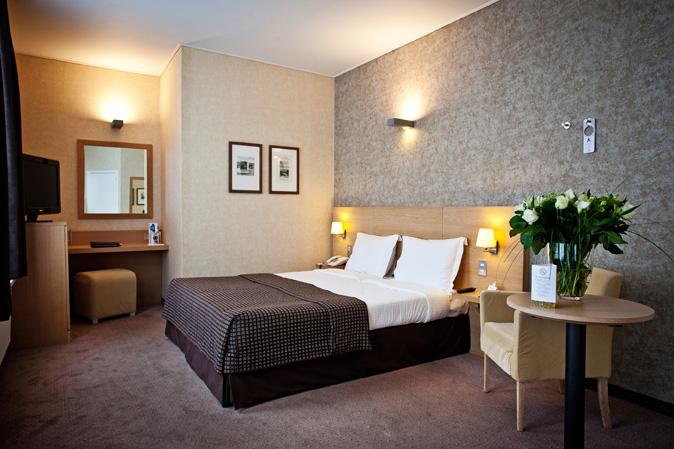 Las pernoctaciones en los hoteles de Navarra aumentan un 4,2 %