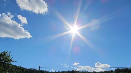 Navarra cierra mayo con temperaturas medias entre 2 y 3 grados más elevadas