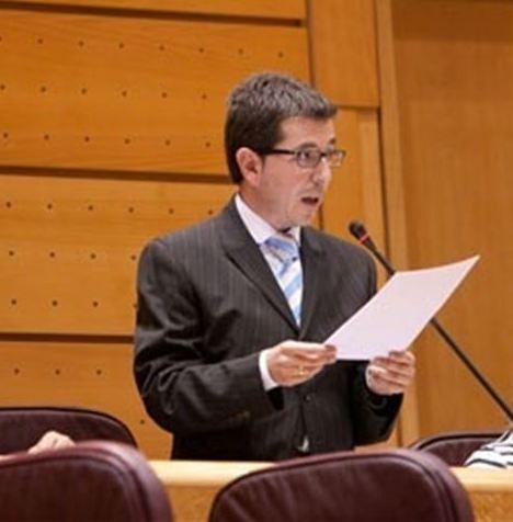 """Yanguas (UPN): """"Hay riesgo a futuro"""" de que Navarra siga la senda independentista de Cataluña"""