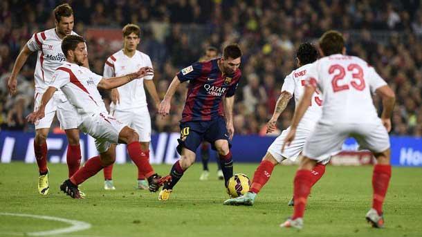 Sevilla y Barcelona comparten la presión de no poder fallar