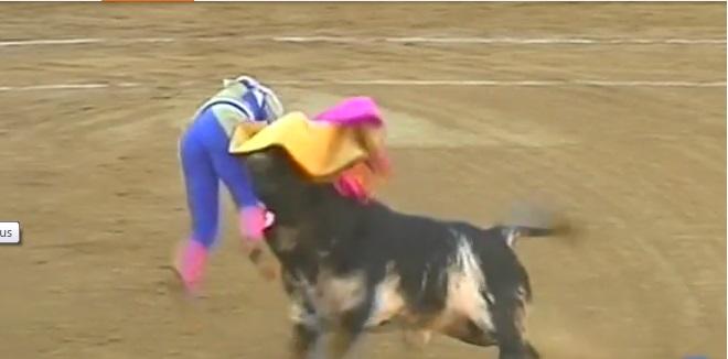 'Paquirri' recuperado de la cogida del toro en Huesca abandona ya el hospital