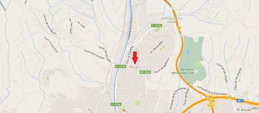 Mapa Rubi Navarra Informacion