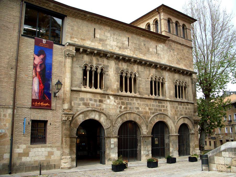Comienzan en Estella unas jornadas dedicadas al arte que se prolongarán hasta el 19 de septiembre