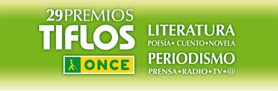 Convocados los Premios Tiflos de Literatura de la ONCE