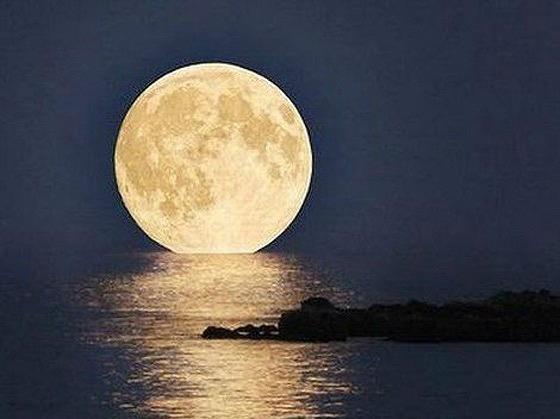 Vuelve la superluna este domingo