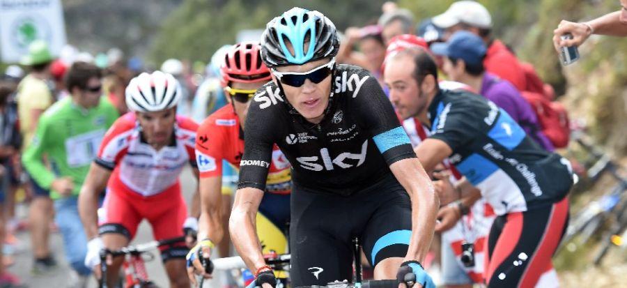 Chris Froome participará en la Vuelta a España
