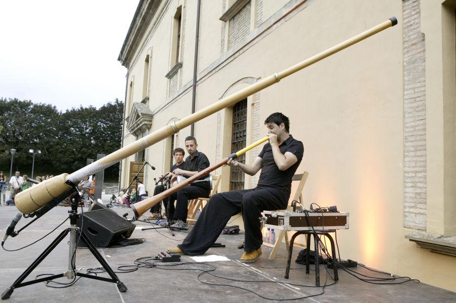 AGENDA: 10, 17 y 24 de agosto, Ciudadela de Pamplona, Danza