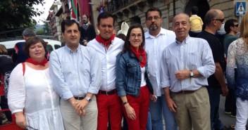"""PPN expresa su """"rotunda condena"""" ante las ofensas contra la Guardia Civil en la celebración del 'Ospa Eguna'"""