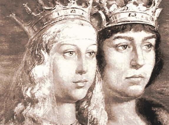 Tal día como hoy… Se rinde Boabdil y se entrega el reino de Granada a los Reyes Católicos.