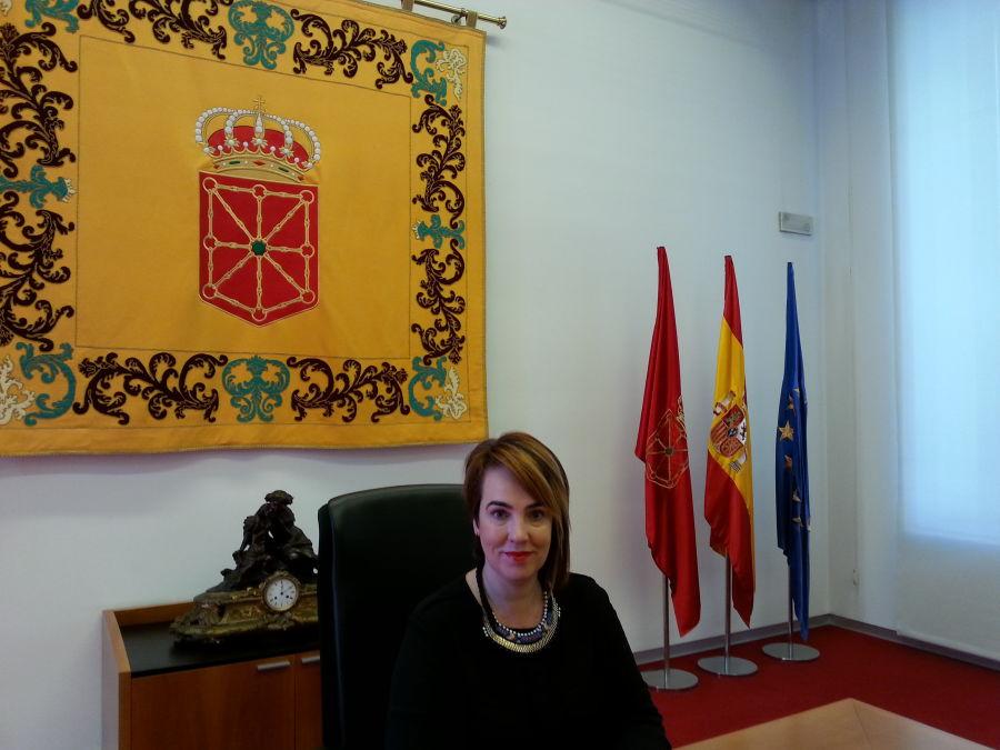 "ENTREVISTA Ainhoa Aznárez: ""soy una mujer feminista, euskaldún y republicana"""
