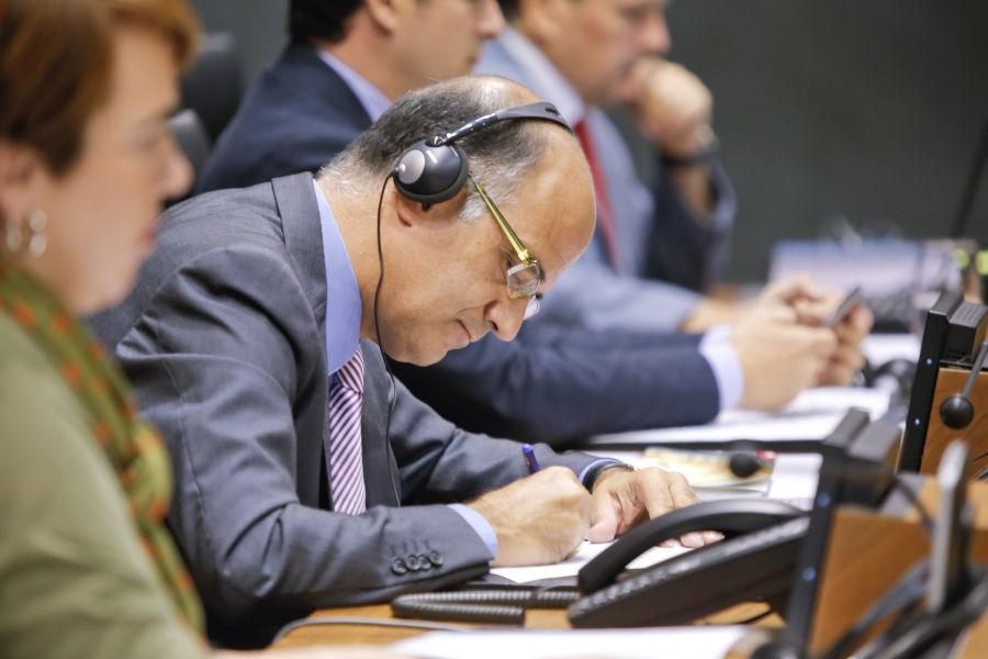 UPN pregunta por la previsión del Gobierno en materia de agua para la Ribera