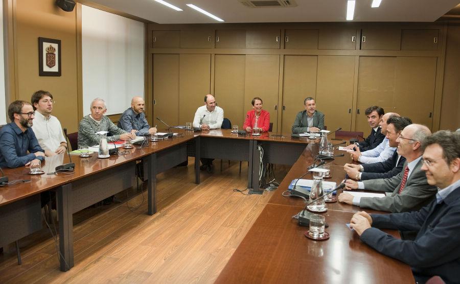 El gobierno de Navarra elaborará un Plan Integral de Economía Social y Solidaria