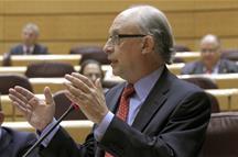 El Presupuesto entra en el Senado bajo la incertidumbre de la moción de censura