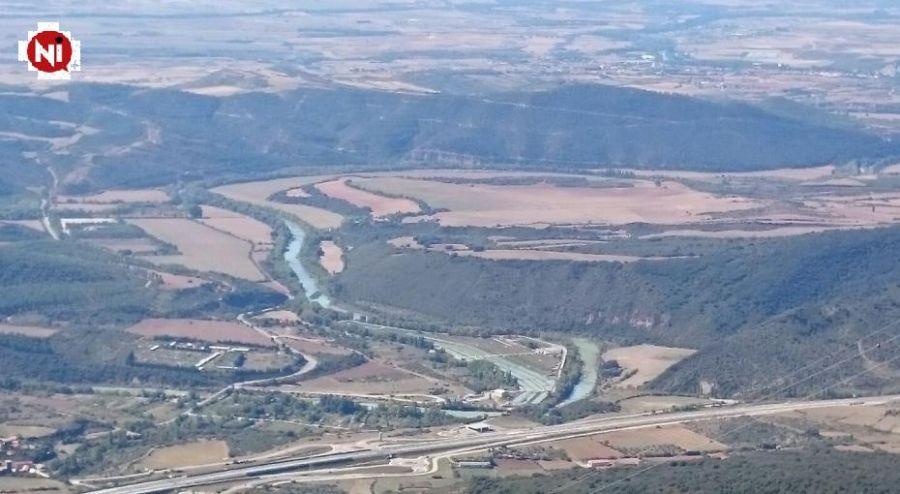 CHE cierra el año hidrológico con alerta de sequía en la margen izquierda