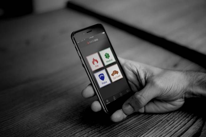 Desarrollan una app para movil que envía automáticamente su ubicación al llamar a urgencias