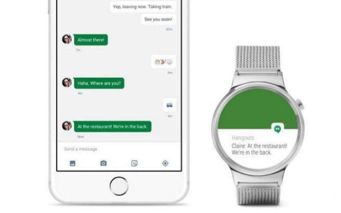 Google anuncia la compatibilidad de los relojes Android Wear con iPhone